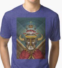 Hell Lotus Tri-blend T-Shirt