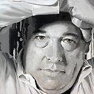 Allen Hauge Portrait 1 by jsalozzo