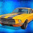 1968 Pony by Hawley Designs