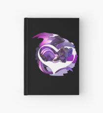 Demisexual Pride Dragon Hardcover Journal