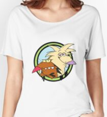 The Angry Beavers Women's Relaxed Fit T-Shirt