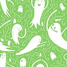 Ghosties - Green by itsaduckblur