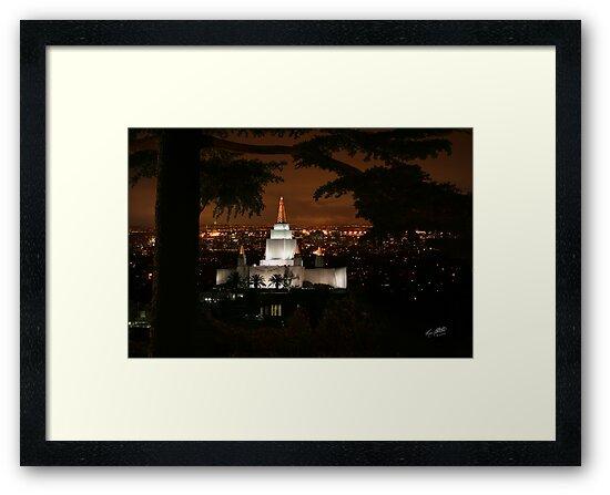 San Francisco Glow 20x30 by Ken Fortie