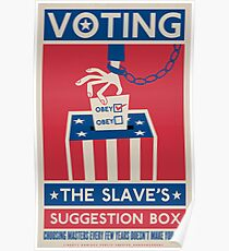 Voting Poster