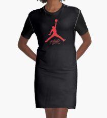 Jordan Flight Graphic T-Shirt Dress