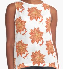 Sunburst Sleeveless Top