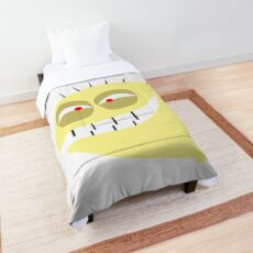 Cheese - Fosters Home For Imaginary Friends - Funny Character Comforter