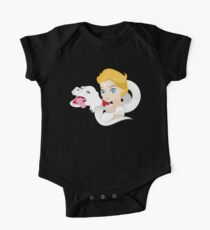 Child-like empress and falcor Kids Clothes