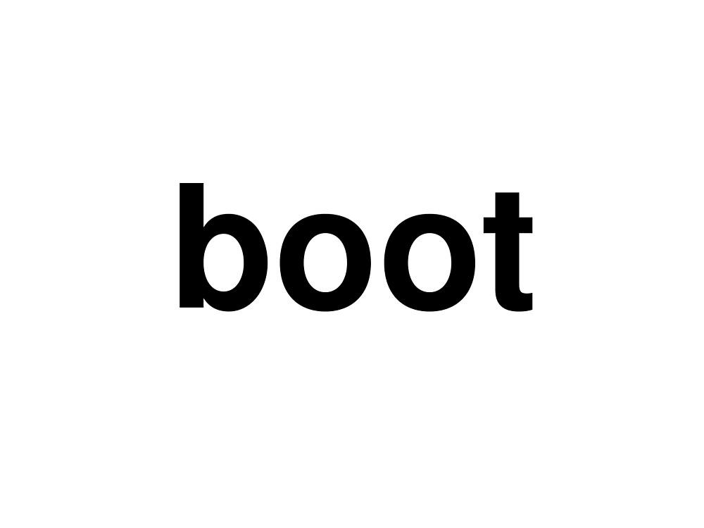 boot by ninov94