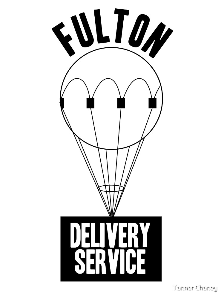 Fulton Delivery Service! by Tanner Chaney