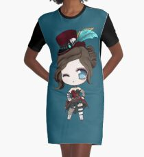 Mad Moxxi Chibi Graphic T-Shirt Dress