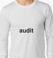 audit T-Shirt