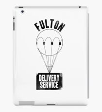 Fulton Delivery Service! (Distressed) iPad Case/Skin