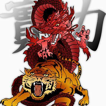 Dragon by Victim