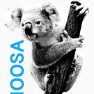 Noosa Love and Koala by sarenart