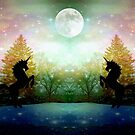 Moon Light Dance ©  by Dawn Becker