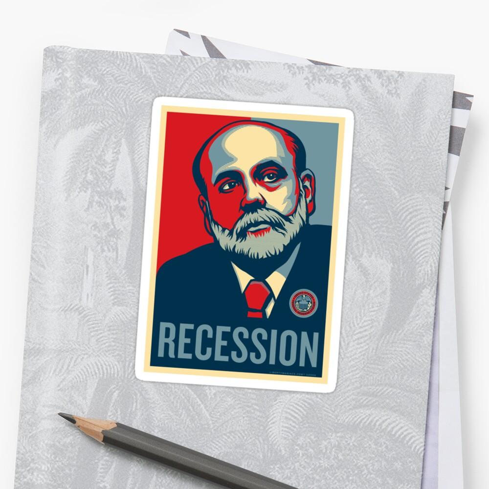 Federal Reserve Chair Ben Bernanke by LibertyManiacs