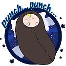 Finn sleepy punch punch by Pitchblack Illustration