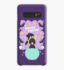 Hocus POCUS! Lucky the Black Cat Case/Skin for Samsung Galaxy