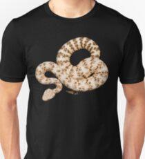 Crotalus mitchelli pyrrhus - Speckled Rattlesnake Slim Fit T-Shirt