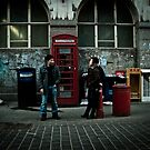 Redbox by Tony Day