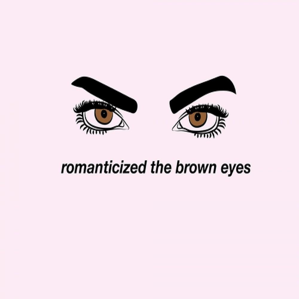 Brown Eyes by garnet212