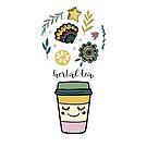Herbal tea by Elsbet
