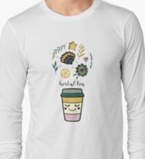 Herbal tea Long Sleeve T-Shirt