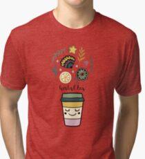 Herbal tea Tri-blend T-Shirt