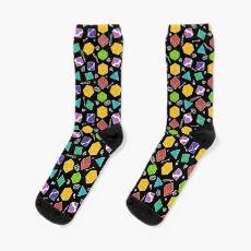 DnD Dice 'n' Stuff Socks