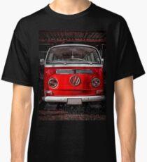 Volkswagen combi Red Classic T-Shirt