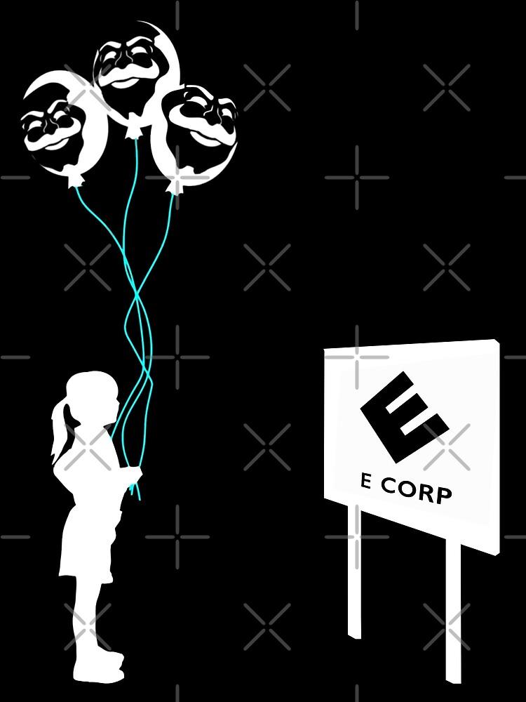 mr robot - girl/e corp by athelstan