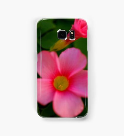 Open and Closed Samsung Galaxy Case/Skin