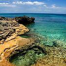 Seascape, Rose Island, Bahamas by Shane Pinder