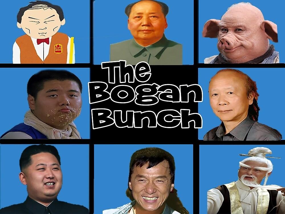 The Bogan Bunch by majestichomo