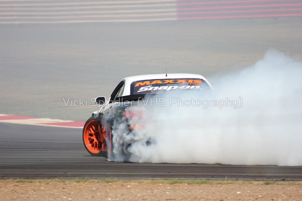 Sliding Smoke by Vicki Spindler (VHS Photography)