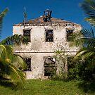 Deveaux Plantation, Cat Island, Bahamas by Shane Pinder