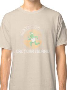 Cactuarathon- Final Fantasy Parody Classic T-Shirt