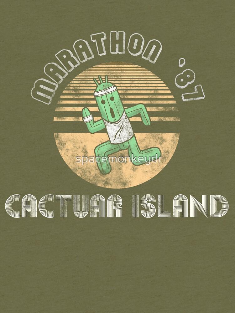 Cactuarathon- Final Fantasy Parody by spacemonkeydr