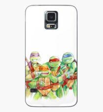 TMNT Watercolor Case/Skin for Samsung Galaxy