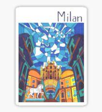 Pegatina Milán