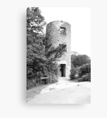 Keepers Tower, Blarney Castle Canvas Print