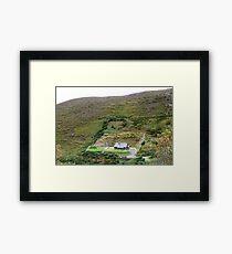 Irish Mountains Framed Print