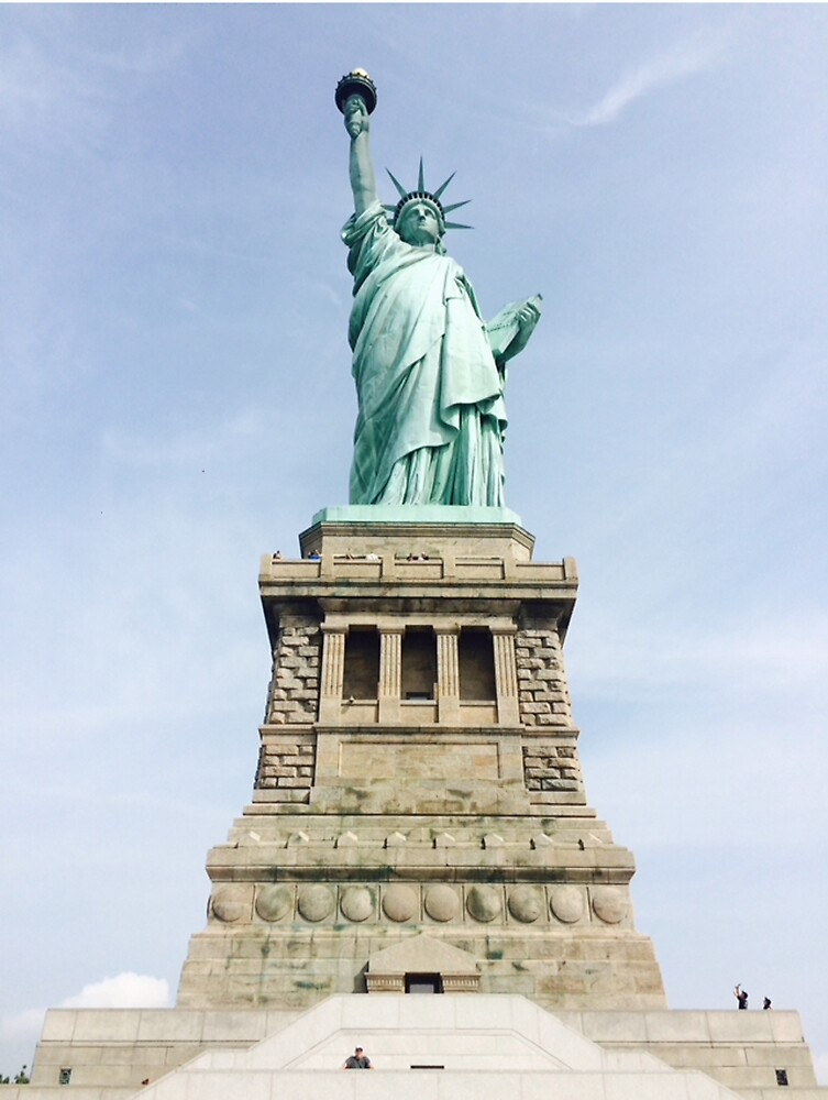 Statue of Liberty by thissickbeat