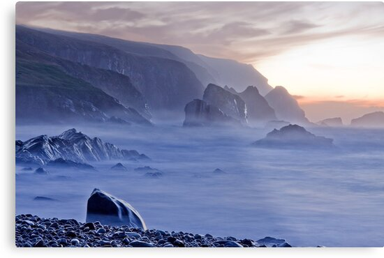 Port sundown glencolmcille by conalmcginley