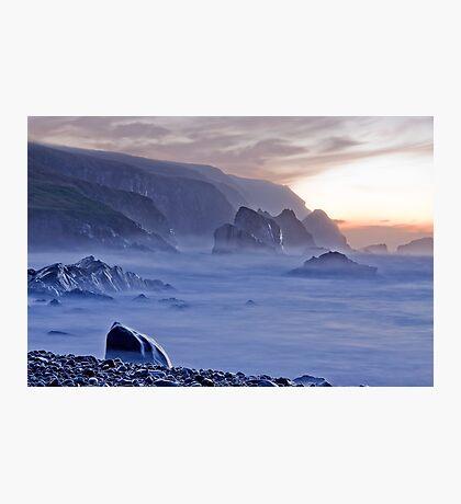 Port sundown glencolmcille Photographic Print
