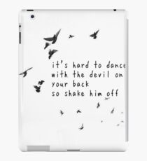 Florence and The Machine - Shake It Out iPad Case/Skin