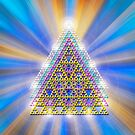 Sacred Geometry 17 by Endre