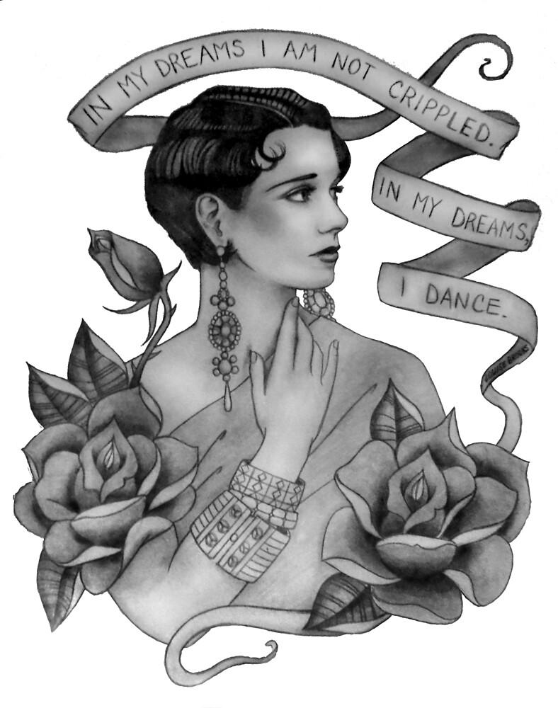 Louise Brooks by rachelshade