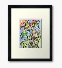 ecology-resized Framed Print